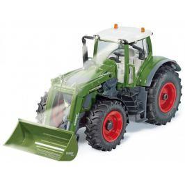 SIKU Control - Traktor Fendt Vario s předním nakladačem - rozbaleno