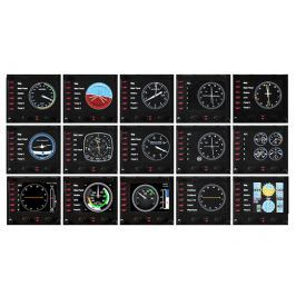 Logitech G Saitek Pro Flight Panel (945-000008)