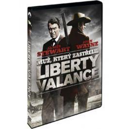 Muž, který zastřelil Libertyho Valance   -  DVD