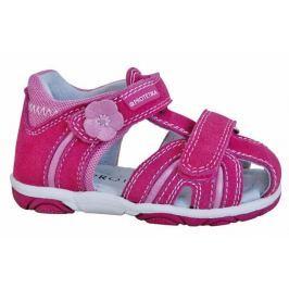 Protetika Dívčí sandály Talisa 26 růžové