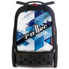 Nikidom Roller XL batoh na kolečkách Cool Blue