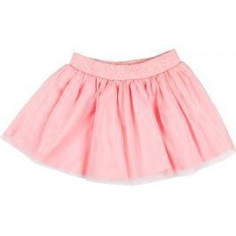 MMDadak dívčí sukně Rock Star 92 růžová
