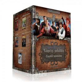 Vánoční pohádky České televize (10DVD)   - DVD
