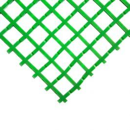 Zelená olejivzdorná protiskluzová průmyslová univerzální rohož - 1000 x 120 x 1,2 cm