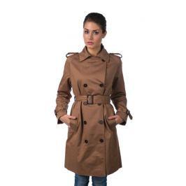 Gant elegantní dámský kabát XS khaki