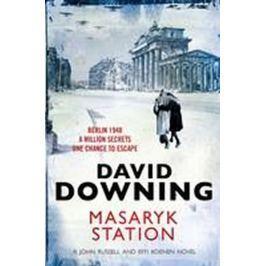 Downing David: Masaryk Station