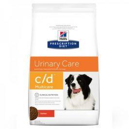 Hill's PD Canine C/D Multicare 12 kg