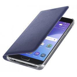 Samsung flipové pouzdro Galaxy A3 (A310), černé - rozbaleno