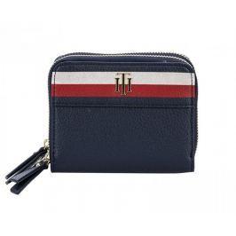 Tommy Hilfiger Dámská peněženka Cool Hardware Dbl Zip M Wlt Corp Corporate