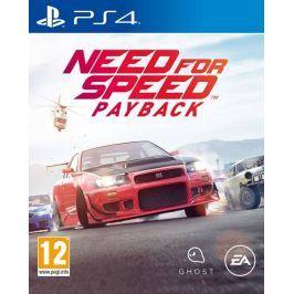 EA Games Need for Speed Payback / PS4