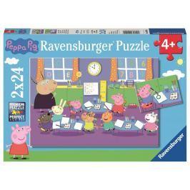 Ravensburger Peppa Pig Malování 2x24 dílků