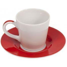 Bialetti Sada hrnků espresso s podšálkem