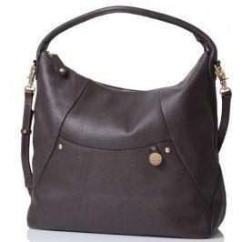 PacaPod JASPER přebalovací kabelka - čokoládová Přebalovací tašky
