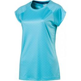 Puma Graphic S S Tee W Nrgy Turquoise No Color XS
