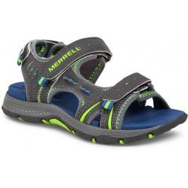 Merrell Panther Sandal Grey/Blue 28