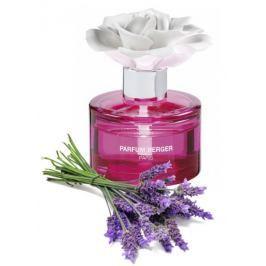 Lampe Berger Růžový difuzér Voňavá kytice - Levandulové pole