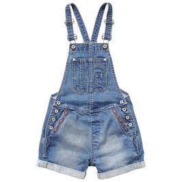 Pepe Jeans dívčí jeansové lacláče Romy 104 modrá