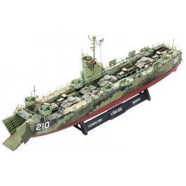 Revell ModelKit U.S. Navy Landing Ship Medium 1:144