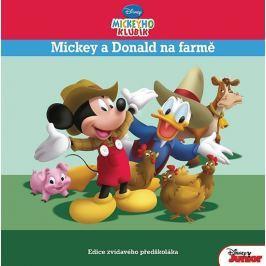 Disney Walt: Mickeyho klubík - Mickey a Donald na farmě