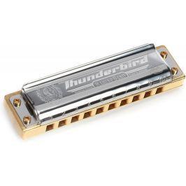 Hohner Marine Band Thunderbird G-major, low octave Foukací harmonika