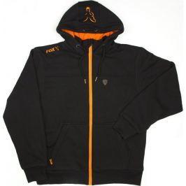 Fox Mikina Heavy Lined Hoody Black Orange S