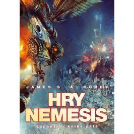 Corey James S. A.: Hry Nemesis - Expanze 5