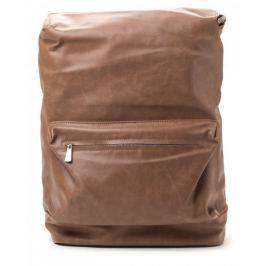 Bobby Black hnědý pánský batoh