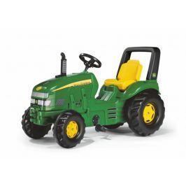 Rolly Toys Šlapací traktor X-Trac John Deere - zelený