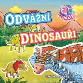 Odvážní dinosauři - Čtyři zábavné modely