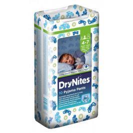 Huggies Dry Nites Medium - Boys 10ks