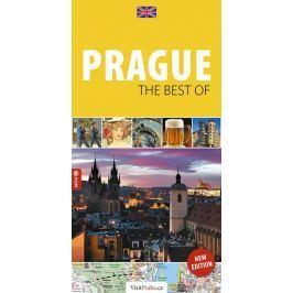 Kubík Viktor, Dvořák Pavel: Praha - The Best Of/anglicky
