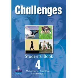Harris Michael: Challenges 4 Student Book Global