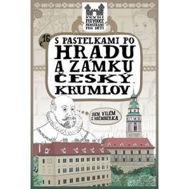 Chupíková Eva: S pastelkami po hradu a zámku Český Krumlov