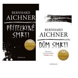 Aichner Bernhard: Komplet Funebračka 1 +2 (Dům+Přítelkyně smrti)