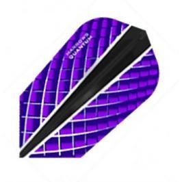 Harrows Letky Quantum X - Purple F2966