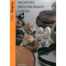 kolektiv autorů: Receptury pro cukrářskou výrobu - Korpusy (3. vydání)