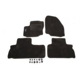 MAMMOOTH Koberce textilní, Ford S-MAX 2006-2015, černé, sada 4 ks