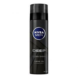 Nivea Gel na holení Deep (Shaving gel) 200 ml
