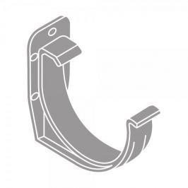 LanitPlast PVC hák RG 150 půlkulatý šedá barva