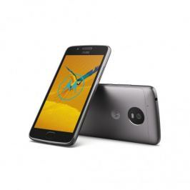Motorola Moto G5, 2GB/16GB, Dark Grey (PA610037CZ)