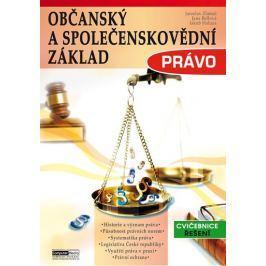 Zlámal Jaroslav a kolektiv: Občanský a společenskovědní základ Právo - Cvičebnice - Řešení