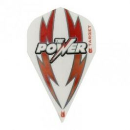 Target – darts Letky PHIL TAYLOR - The Power Vapor White Red 34330050