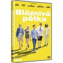 Bláznivá pětka   - DVD