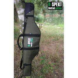 R-SPEKT Single polstrované khaki pouzdro na prut 150 cm