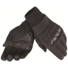 Dainese rukavice ANEMOS WINDSTOPPER vel.XS černá, textilní (pár)