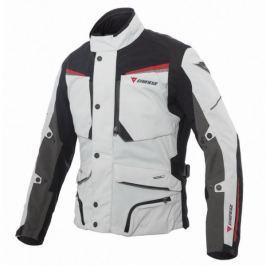 Dainese bunda SANDSTORM GORE-TEX vel.50 světle šedá/černá/červená, textilní