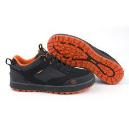 Fox Boty Black Orange Shoe 10