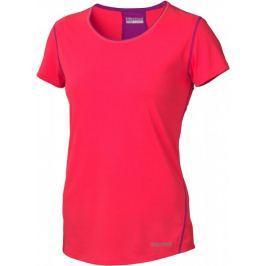 Marmot Wm's Essential SS Bright Pink/Beet Purple S