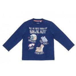 Primigi chlapecké tričko tmavě modrá 74