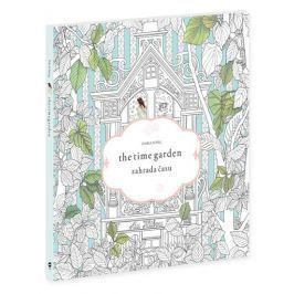 Song Daria: Zahrada času / The Time Garden - Antistresové omalovánky